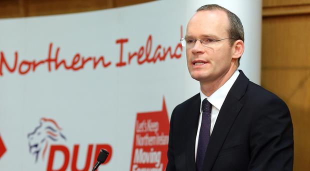Simon Coveney has been asked to consider honouring the two veterans