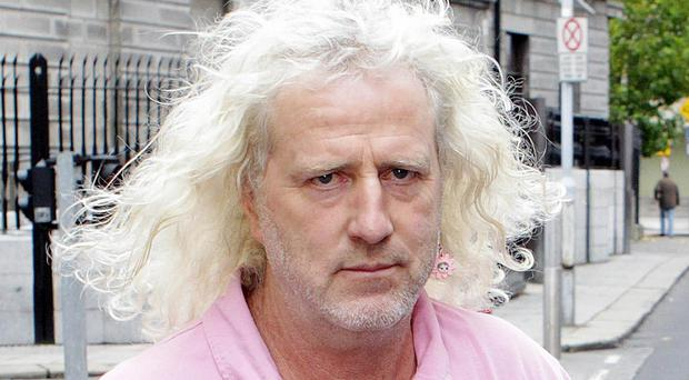 Mick Wallace made the allegations in the Dail