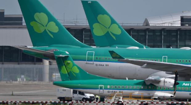Aer Lingus will continue to carry connecting passengers to the long-haul flights of competing airlines