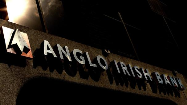 The Anglo Irish collapse is estimated to have cost taxpayers 29 billion euro