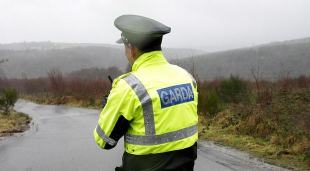 Gardai went to the house where the body was found
