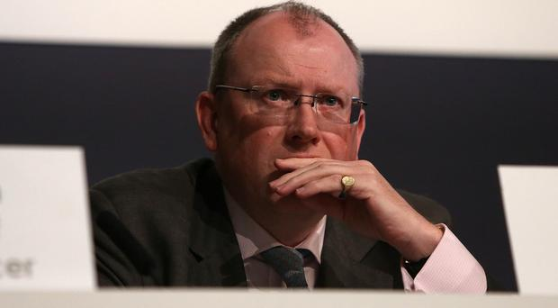 Permanent TSB chief executive Jeremy Masding apologised for the serious consequences of the bank's failings