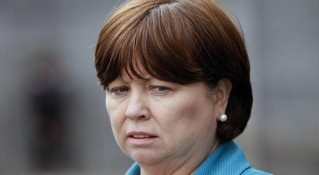 Former tanaiste Mary Harney told the Banking Inquiry she could not rule out another financial crisis hitting Ireland