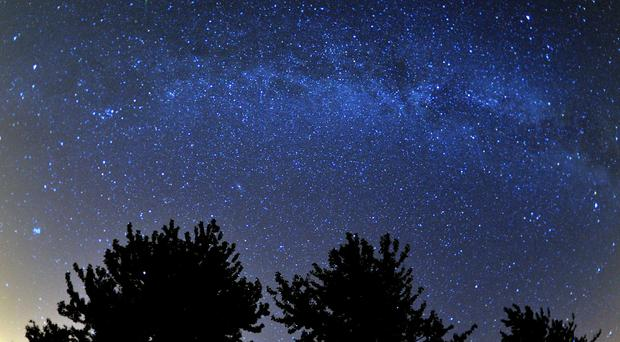 Hundreds of shooting stars will be visible from across Ireland on Wednesday evening as the annual Perseid meteor shower peaks
