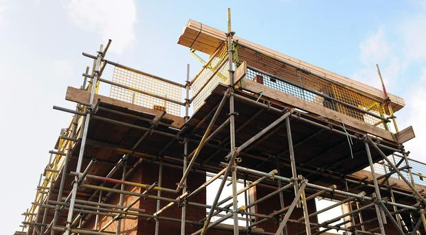 A lack of new homes being built has been blamed for the continued rise in rents