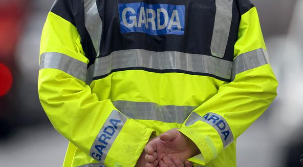 Gardai are questioning a woman over the shooting