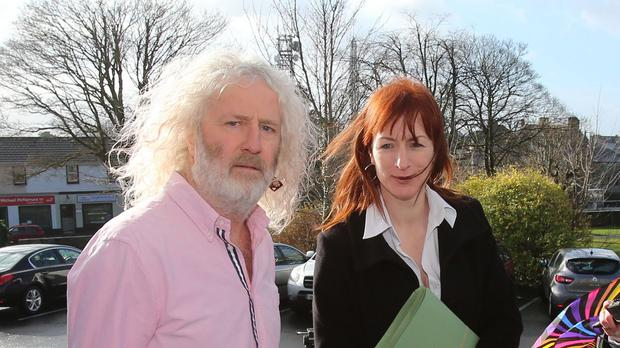 Independent TDs Mick Wallace and Clare Daly face jail after they refused to pay a fine for breaching security at Shannon Airport