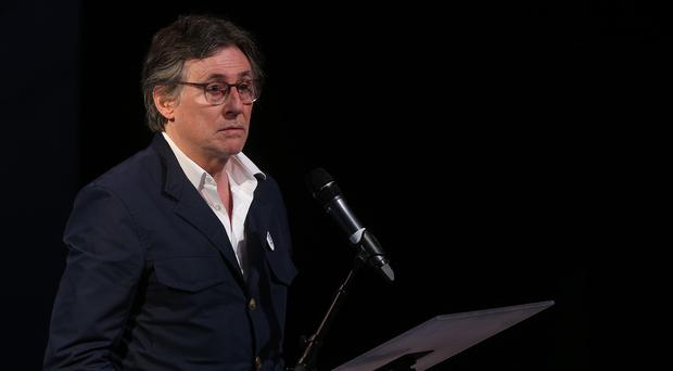 Actor Gabriel Byrne is among those honoured