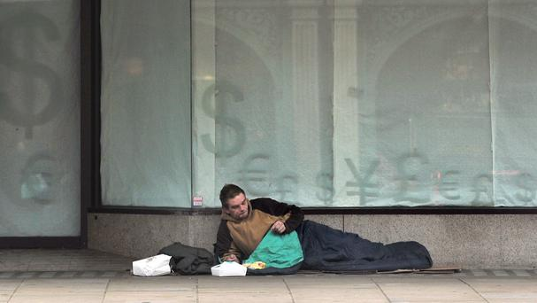 The Government's efforts to resolve the homelessness and housing crisis have been condemned