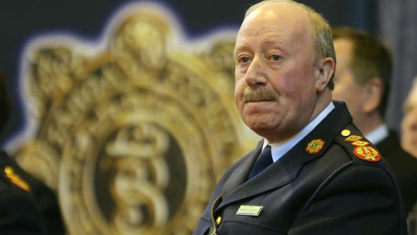 Martin Callinan stepped down after Enda Kenny dispatched a top official to his house over a phone taping scandal