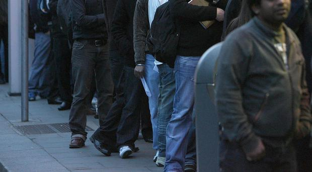 Official figures from the Live Register revealed the numbers on unemployment benefits totalled 359,076 in August