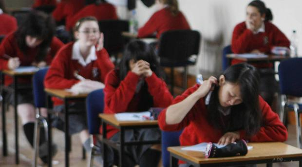 The new CAO points system will reduce pressure on school-leavers, education chiefs hope