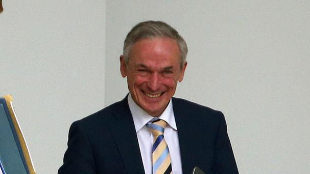 Richard Bruton welcomed the new investment