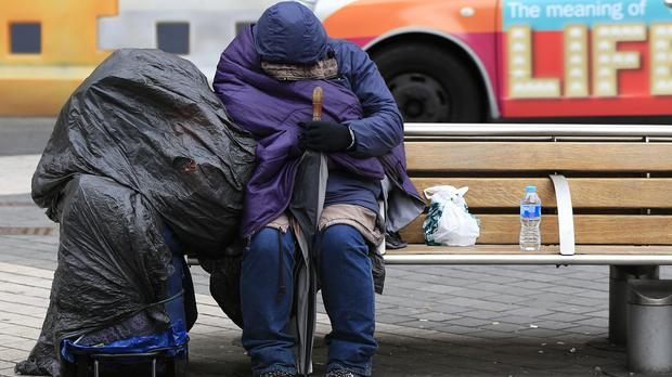 The ICSH said 10,000 homes need to be supplied every year to solve the homelessness crisis