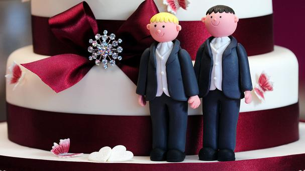 Gay marriages will be recognised in Ireland before the end of the year
