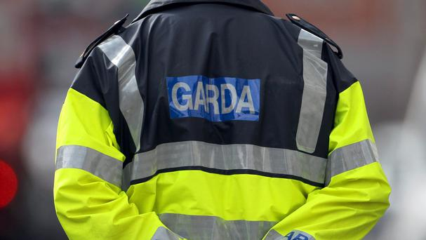 British police are liaising with the Garda