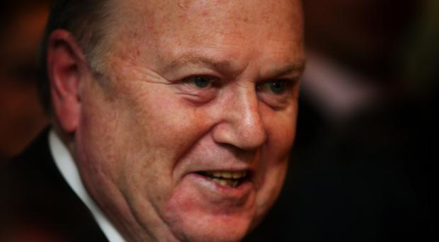 Finance Minister Michael Noonan said the amount of tax coming into the state coffers was ahead of expectation