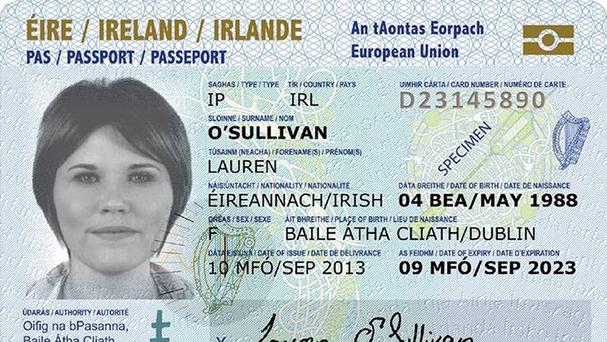 Online applications are now open for the new Irish Passport Card, which will be accepted for travel within the European Union and the European Economic Area