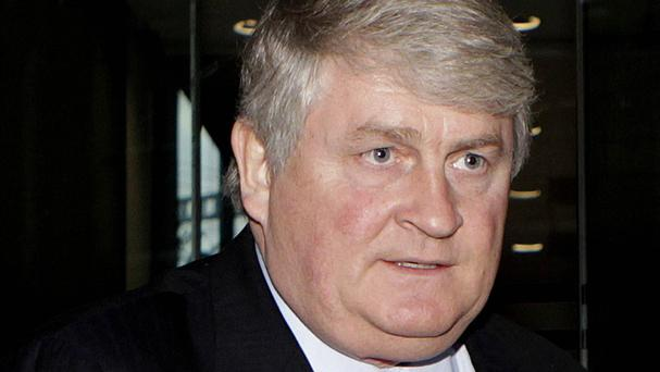 Denis O'Brien launched the legal action after the committee found two TDs did not abuse parliamentary privilege in making allegations
