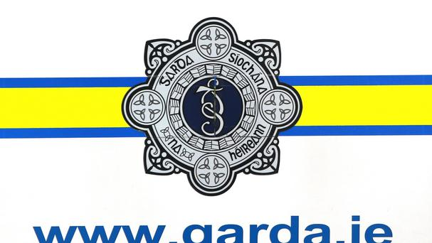 Gardai made an arrest at the scene