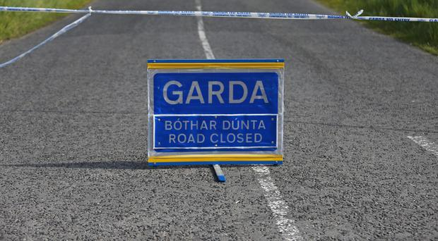 Gardai are investigating a fatal road crash
