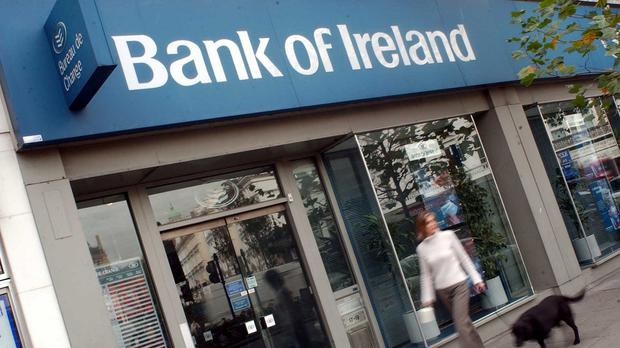 New restrictions by Bank of Ireland will also include an end to cash or cheque lodgements to a bank teller of less than 3,000 euro