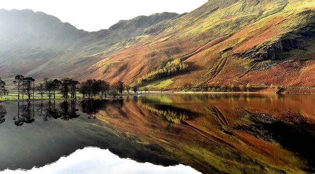 Greenpeace said the new fracking rules would not protect national parks - such as the Lake District