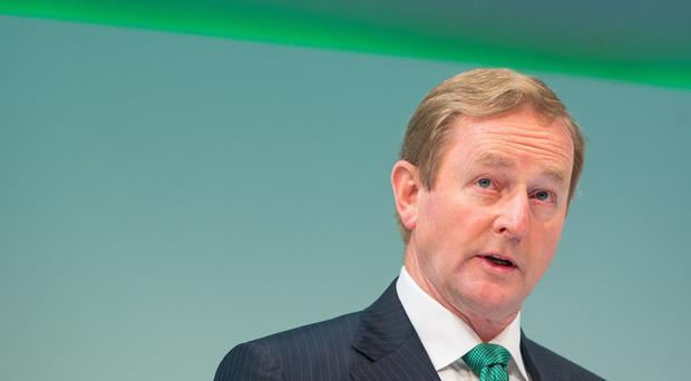 Taoiseach Enda Kenny said the Department of Finance has handed over 200,000 pages of unredacted documents