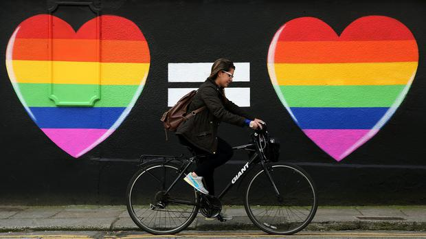 Same-sex marriage has now been signed into law