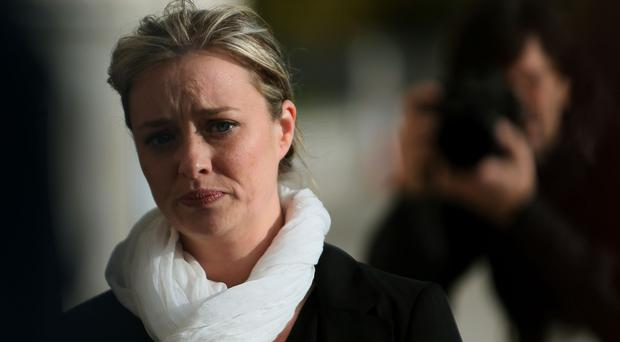 Mairia Cahill was voted into the upper house of Dublin's parliament, the Seanad, in a by-election