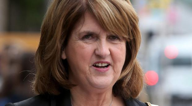 Tanaiste Joan Burton hailed the latest jobs news