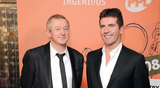 Louis Walsh said Simon Cowell talked him out of going on I'm A Celebrity