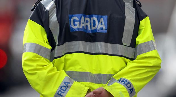 Gardai stopped and searched a car in west Dublin