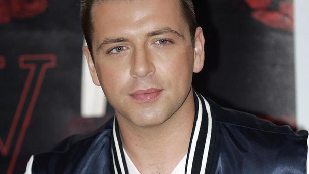 Markus Feehily will perform with Wet Wet Wet on tour