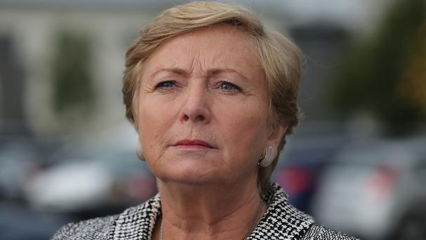 Justice Minister Frances Fitzgerald said targeting repeat criminals could greatly lower the number of burglaries