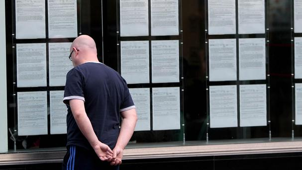 The latest unemployment figures show that 191,700 people were classed as being out of work