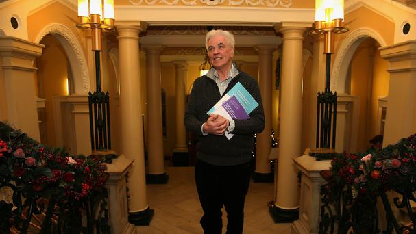 Fr Peter McVerry is a campaigner for the homeless