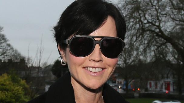 Cranberries singer Dolores O'Riordan arrives at Ennis District Court
