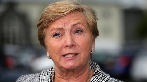 Justice Minister Frances Fitzgerald said it is right to update the courts infrastructure