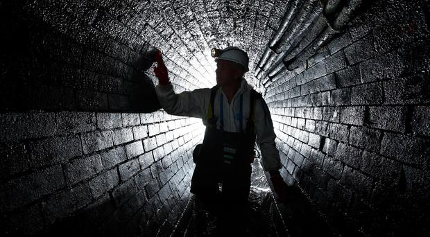 The report on the state of Belfast's drainage and sewage system makes alarming reading. Stock image