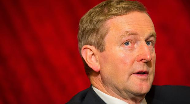 Taoiseach Enda Kenny said he wanted the abortion debate to be 'sensitive and rational'