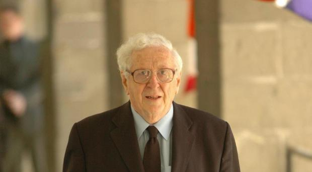 Former taoiseach Garret FitzGerald revealed Mrs Thatcher's concerns over the peace agreement