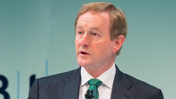 Taoiseach Enda Kenny wants to replace every job lost during the recession
