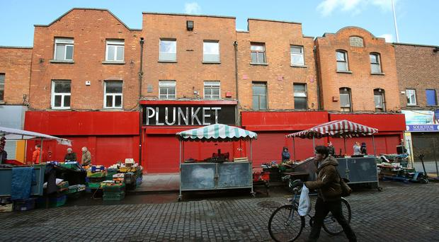 The restoration of 14-17 Moore Street in Dublin is one project in the Government's plans to mark the 1916 Rising centenary