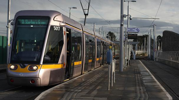 Luas workers have voted for industrial action