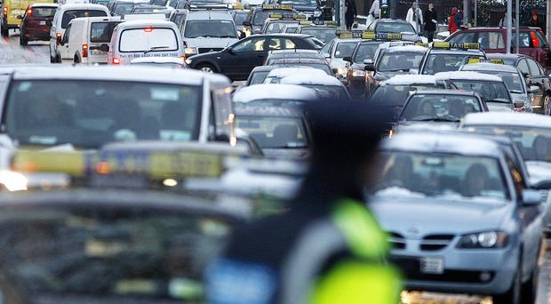 Employees have raised concern about traffic congestion