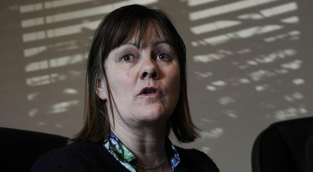 Sheila Nunan, INTO general secretary, branded the ban on career progression intolerable