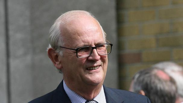 PJ Mara was a key figure in Irish politics in the 1980s