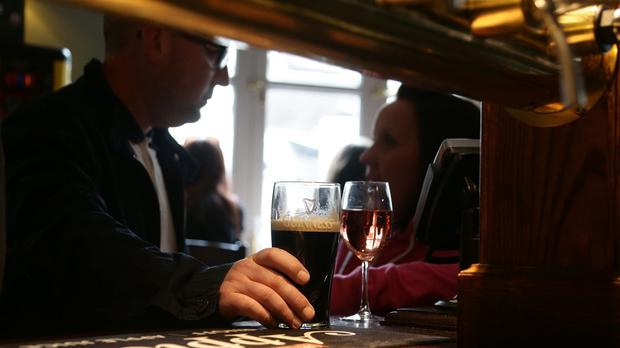 There are only weeks left to amend laws to allow drink to be served on one of only two days in the year when pubs traditionally keep their doors closed