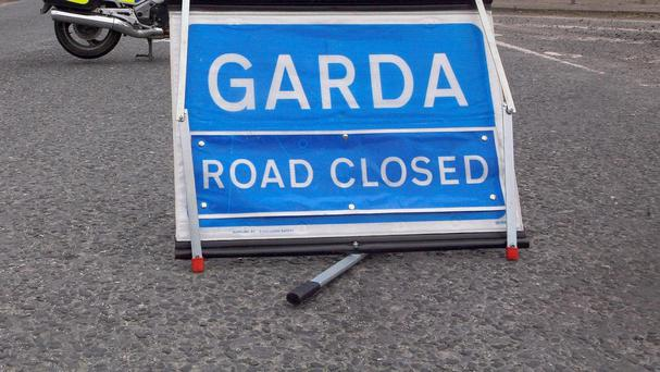 The crash occurred north of Ardrahan, Co Galway, on the N18